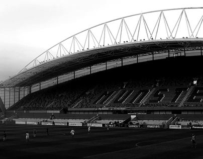 Photography - Thomond Park, Limerick FC