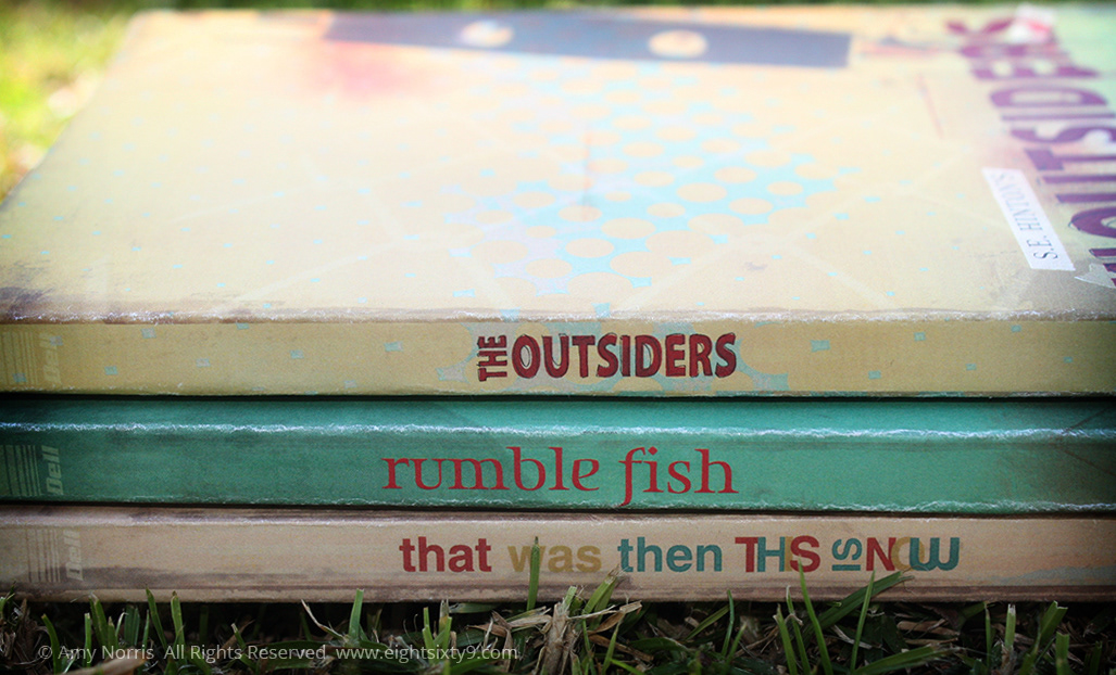The Outsiders Book Covers