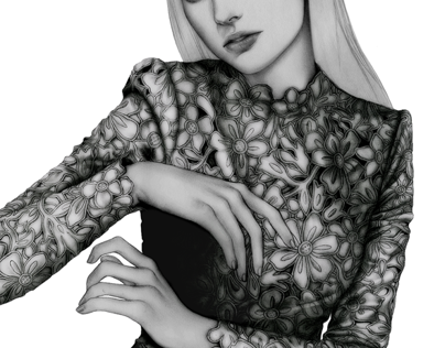 Fashion Illustration February 2013
