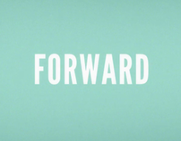 Phoenix Design Week Title Sequence - FORWARD