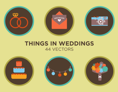 Things in Weddings (GIF)