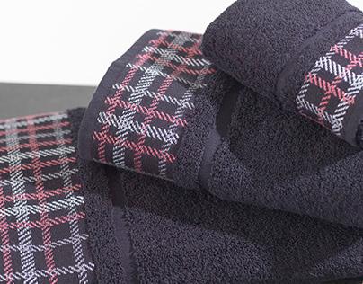 GP Towel design 1-6 / 2013