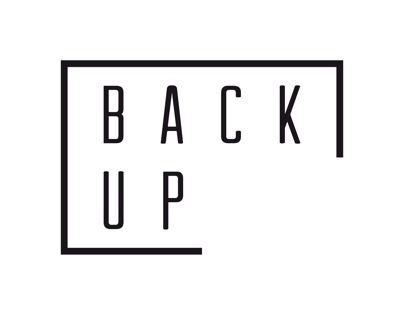 Back Up Magazine Brand Redesign