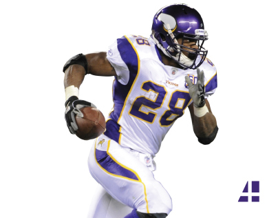 Kinetic Typography - Adrian Peterson