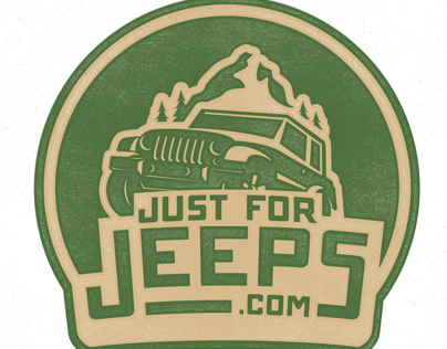 Just For Jeeps.com Logo