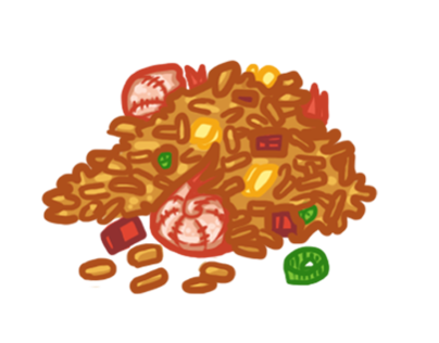 Digital Food clipart