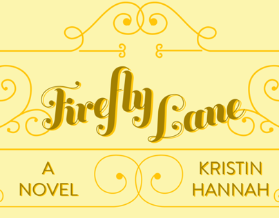 Firefly Lane Book Redesign