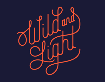 Wild and Light Branding and Web Design