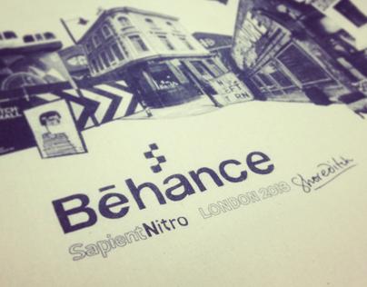 Behance Portfolio Review 2013 : London/Shoreditch