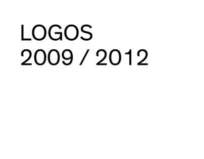 Logo Collection: 2009 / 2012