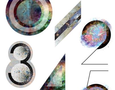 Cosmic Numerals