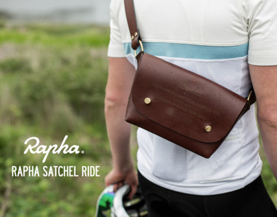 Rapha Satchel Ride