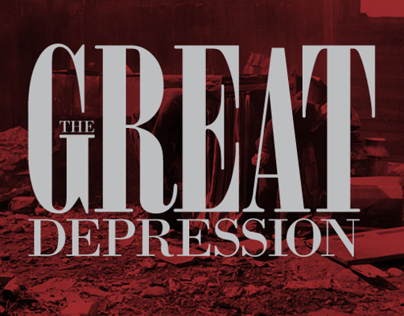 The Great Depression Exhibit