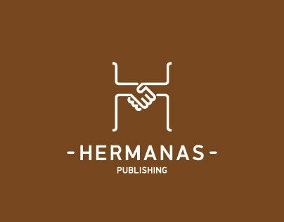 Hermanas Publishing Logo & Identity