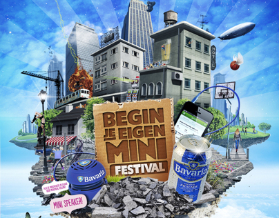 Bavaria - start your own mini festival