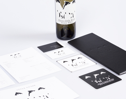 Restaurant and Bar Identity