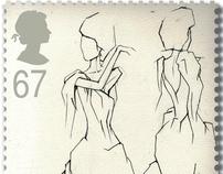RSA Fashion Classics postage stamps - McQueen