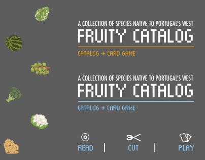 FRUITY CATALOG