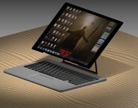 New Concept Laptop