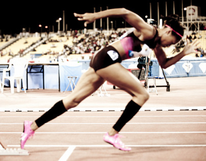 Samsung Diamond League, Doha 2013