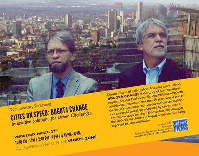 Transit Forum & Documentary Advertising