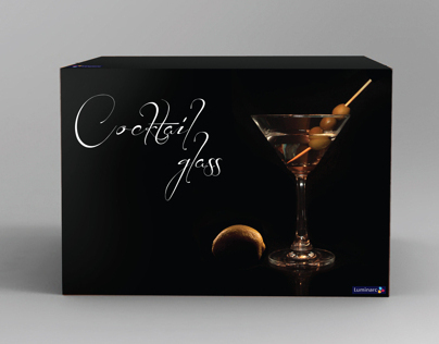 Packaging - Cocktail Glass