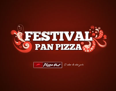 Spot Festival Pan Pizza - Pizza Hut