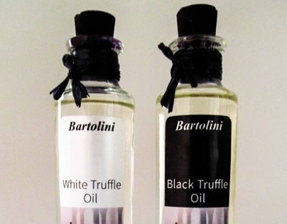 Packaging Redesign – Truffle Oil