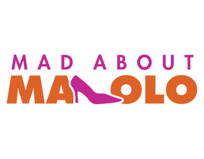 Mad About Manolo Logo Design