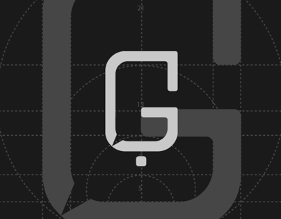 Graphics blog logo