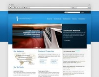 Corporate Website Homepage Design Proposal