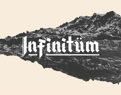Infinitüm Typeface