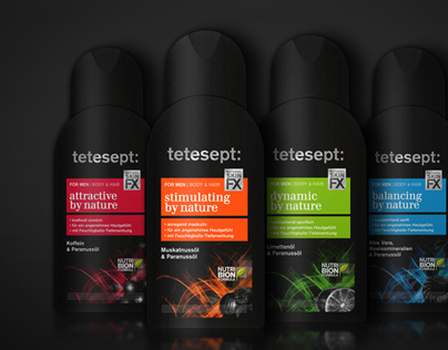 Tetesept // Packaging Design