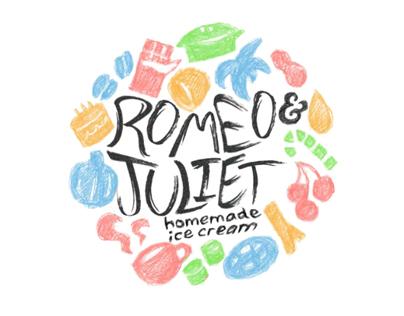 Romeo & Juliet Home Made IceCream