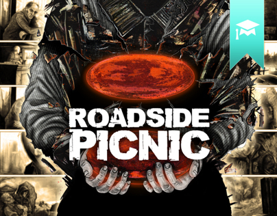 Roadside Picnic | Production Art and Storyboards