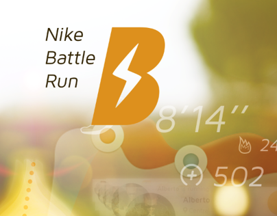 Nike Battle Run
