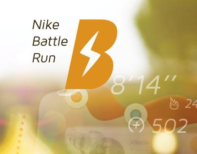 Nike Battle Run