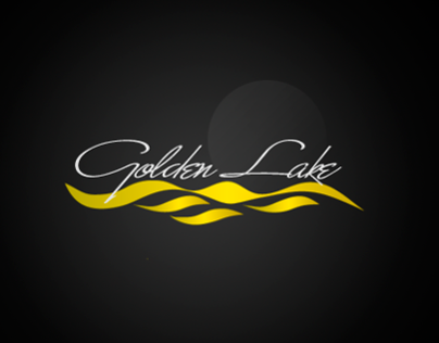 Golden Lake Restaurant Logo