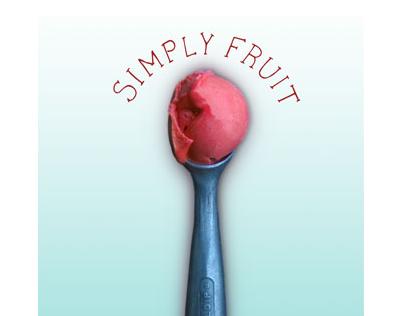 Simply Fruit Sorbet