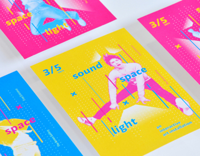 Sound × Space × Light II / Event Identity
