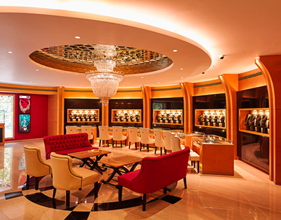 Gaja Fine Jewelry Collection, Mumbai, India