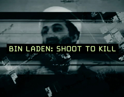 Bin Laden // Shoot to Kill