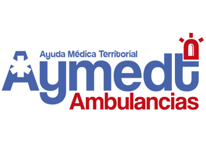 Graphic Identity Aymedt Ambulancias