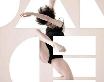 Bold Typography & Kinetic Photography