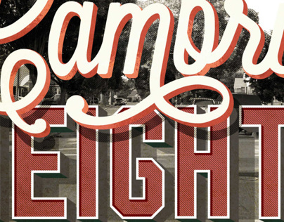 Cambria Heights Poster