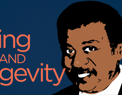 Neil deGrasse Tyson Kinetic Typography
