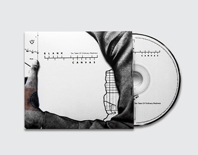 Blank Canvas CD Album