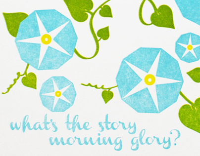 Whats the Story Morning Glory?