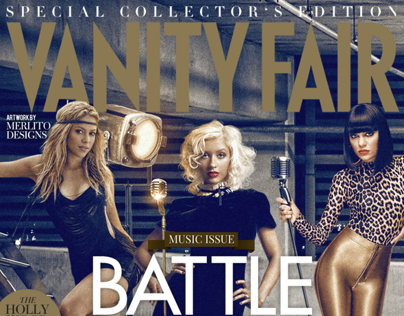 VANITY FAIR: Battle of the Divas