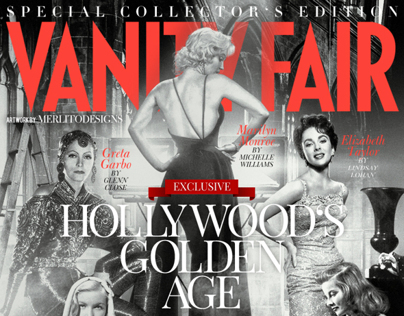 VANITY FAIR: Hollywoods Golden Age